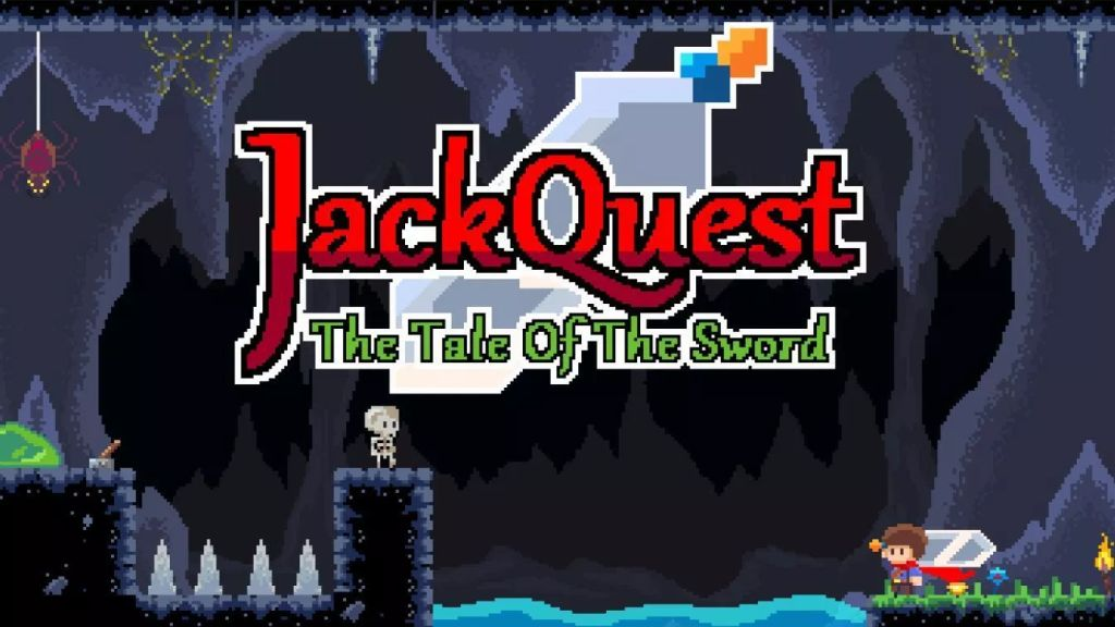 JackQuest Tale of the Sword